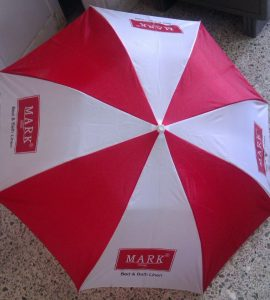Customised Promotional Umbrellas